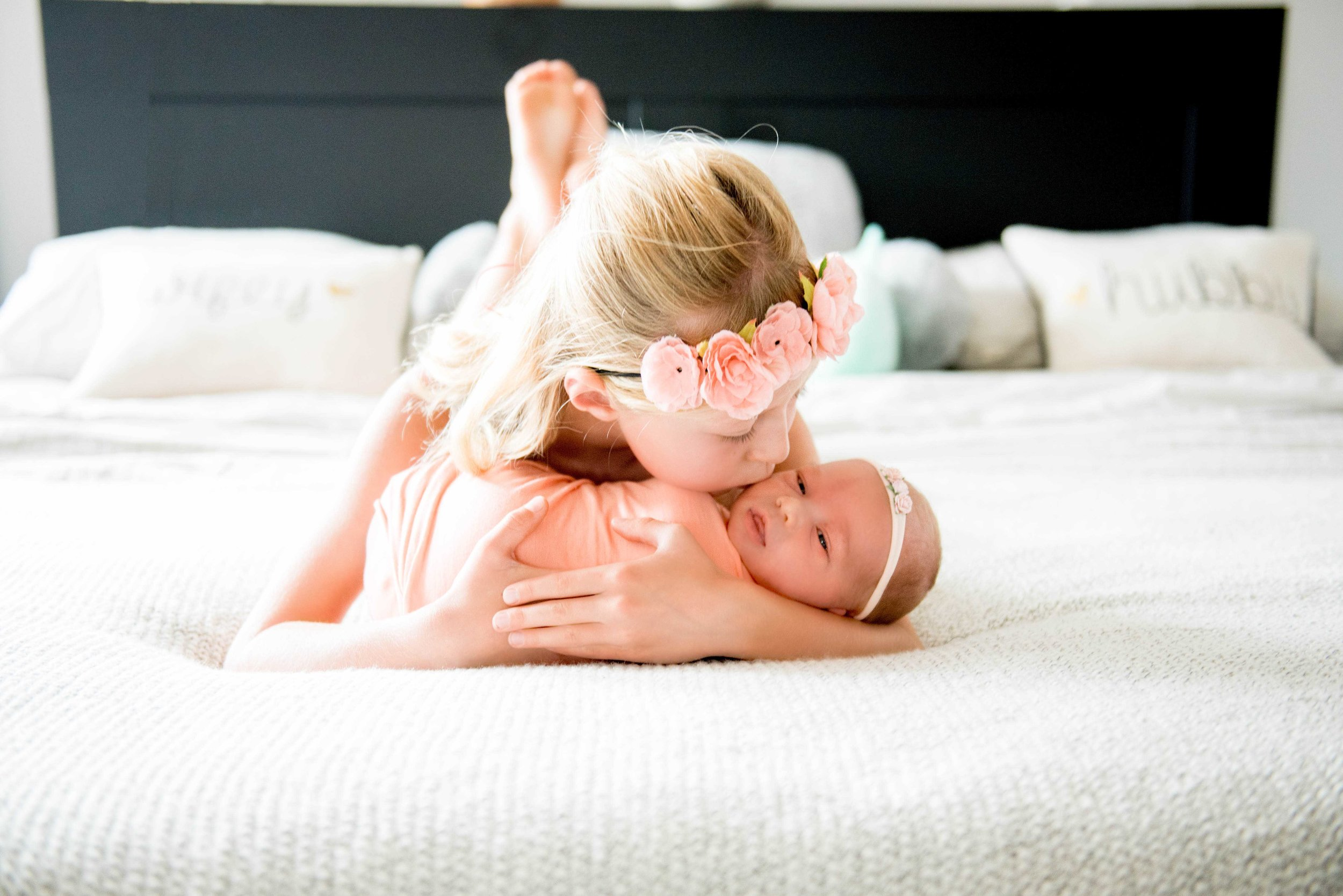 In Home Newborn Lifestyle Photography