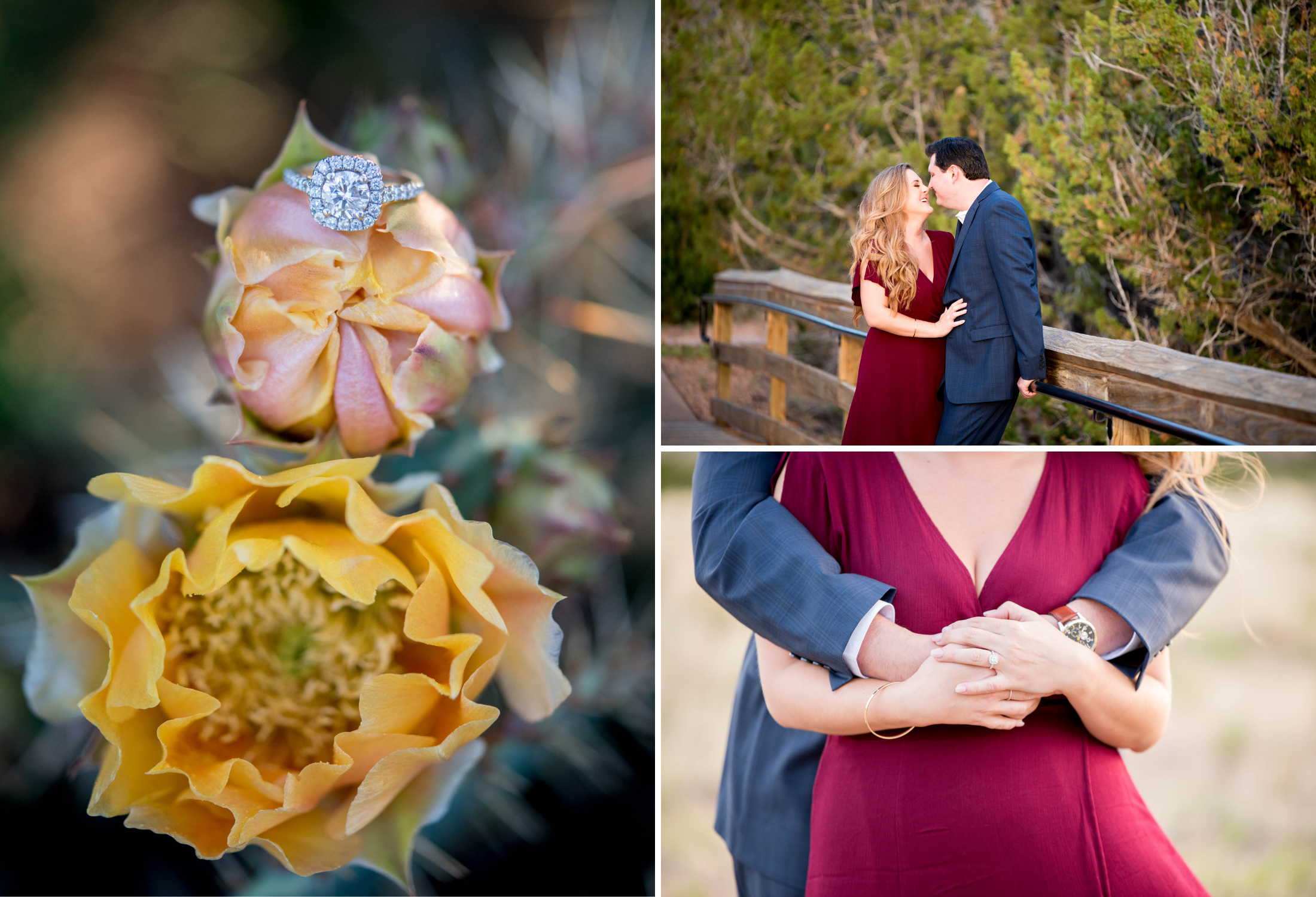 Foothills Engagement Photography