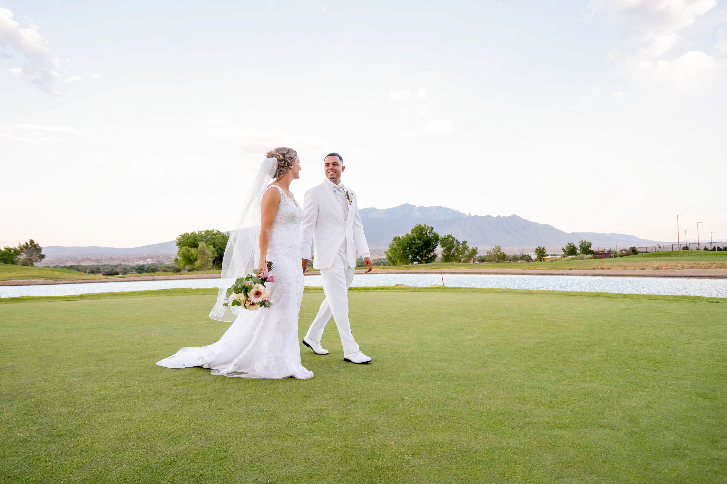 Santa Ana Resort Wedding