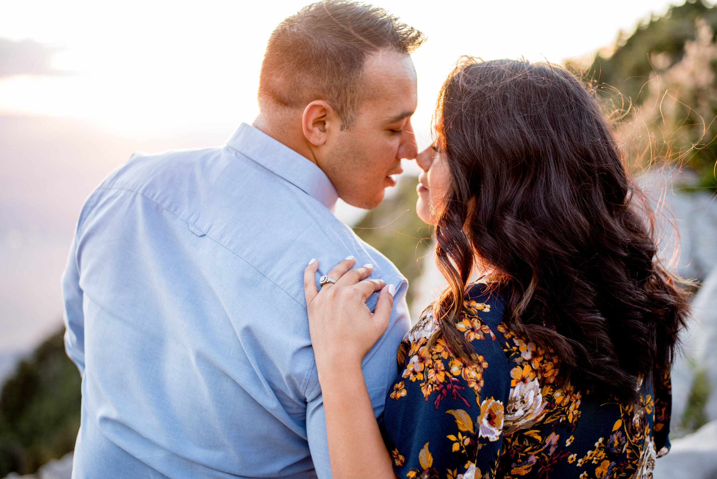 Albuquerque Engagement Photography