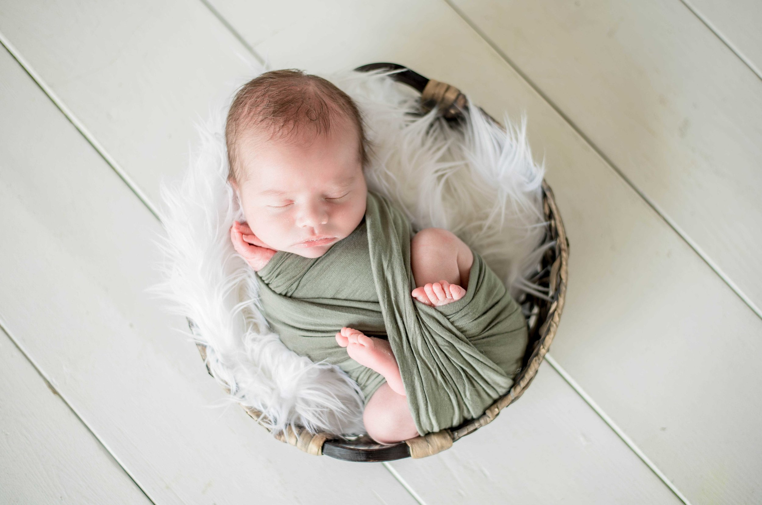 Newborn Studio in Albuquerque