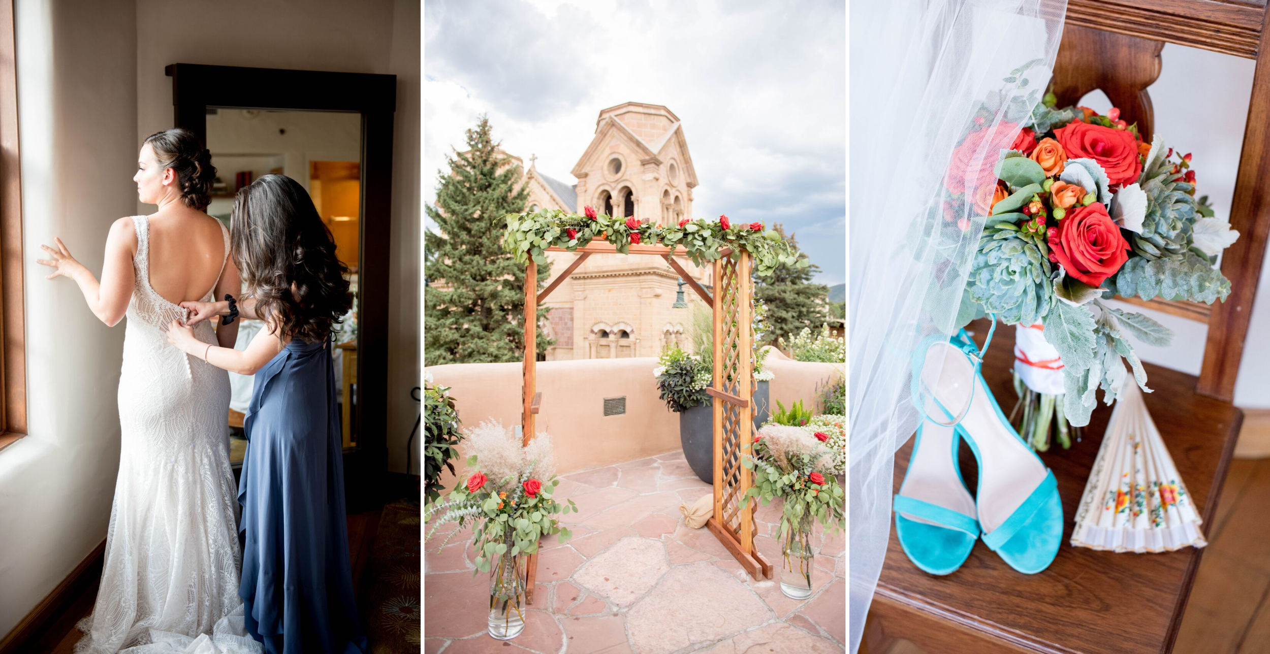 New Mexico Wedding Photographer
