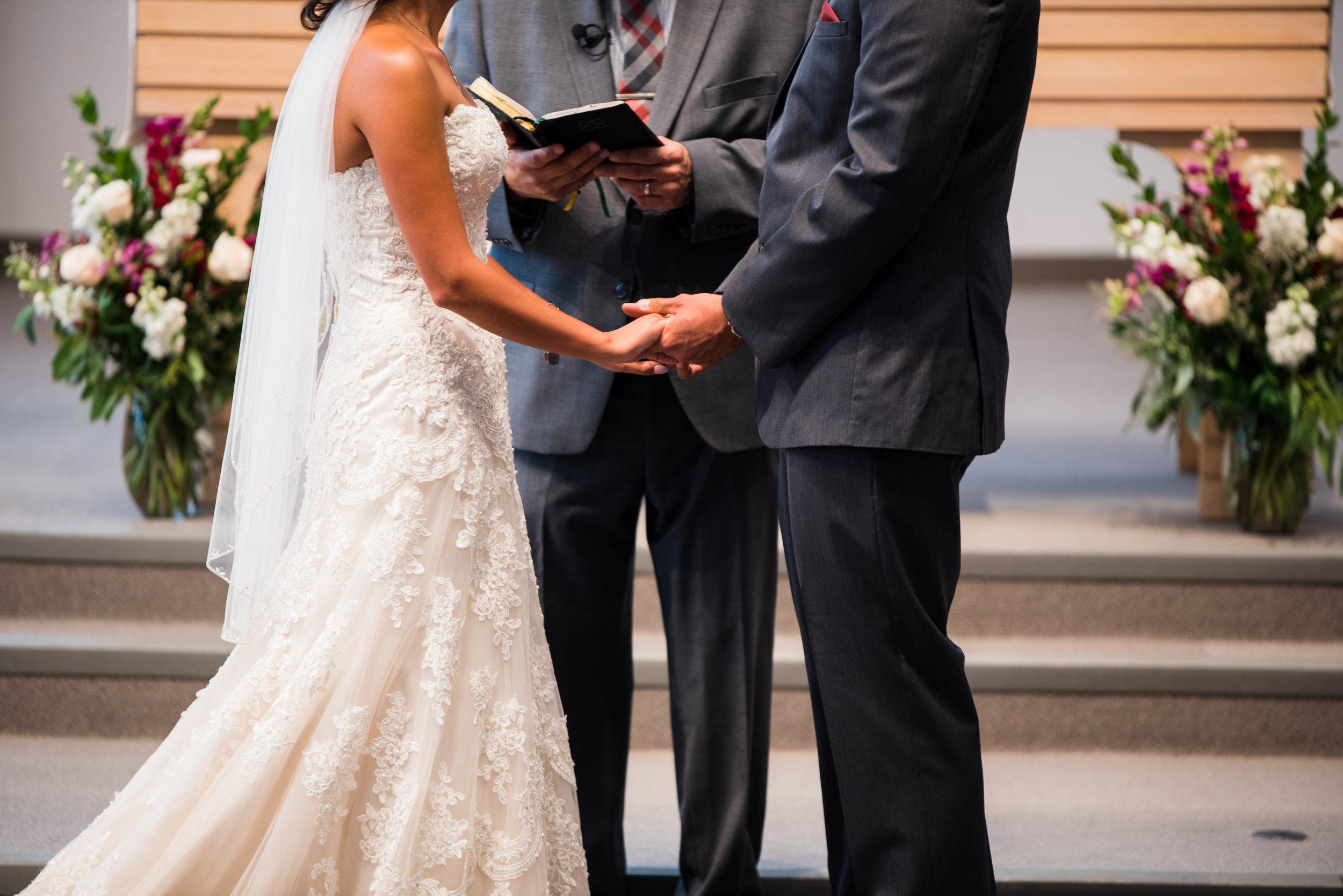 Sandia Event Center Wedding