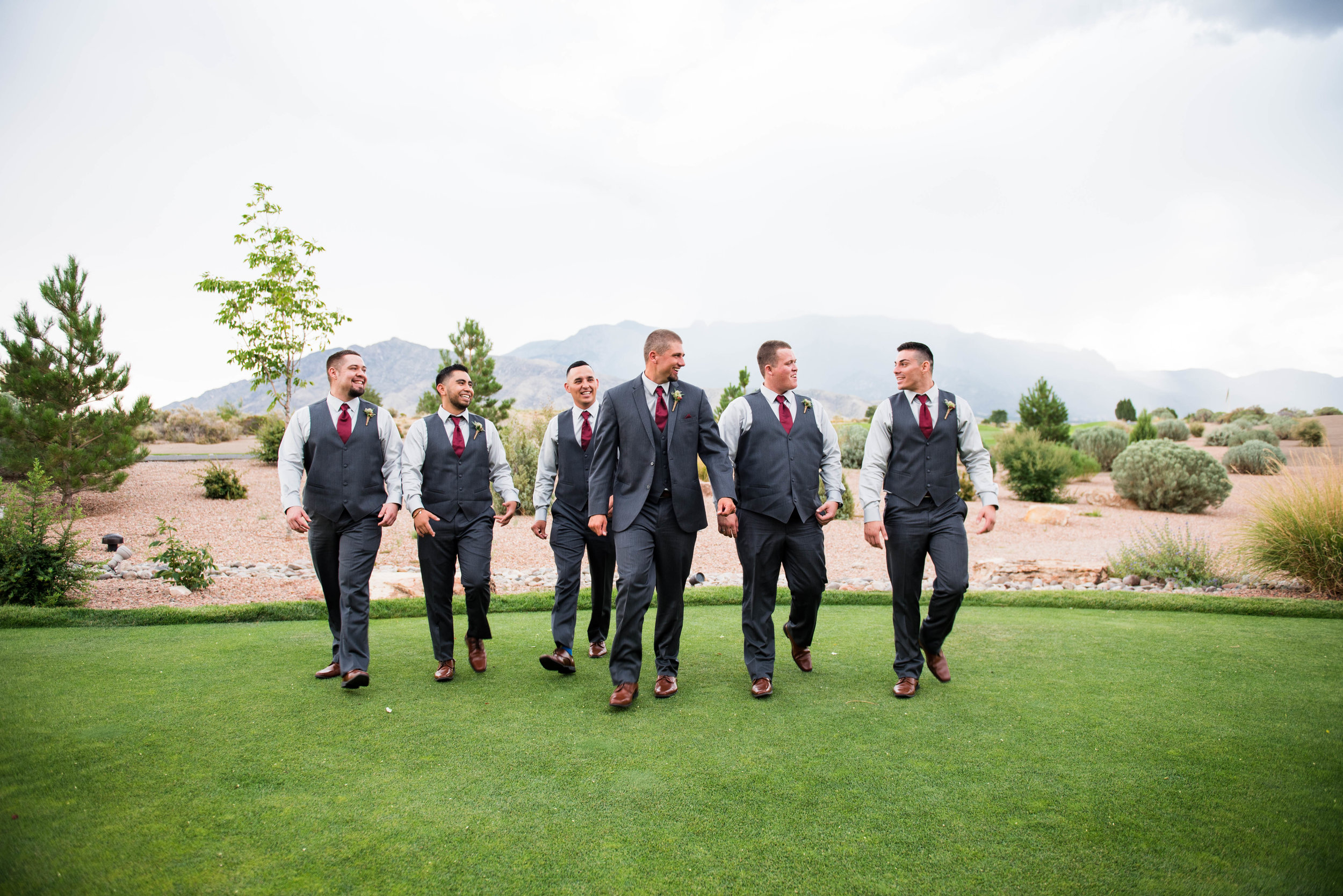 Sandia Event Center Wedding