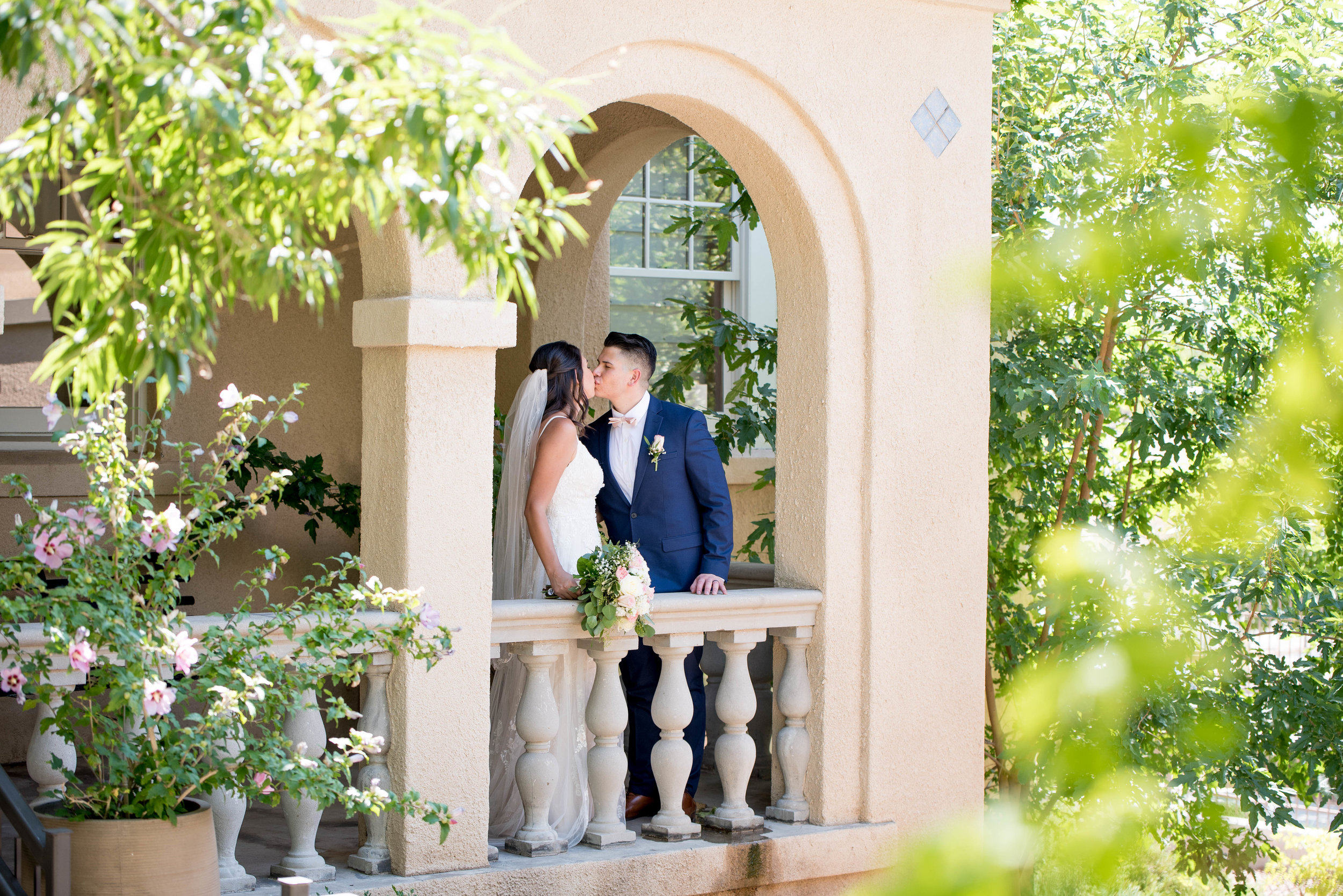 A Hotel Parq Central Wedding
