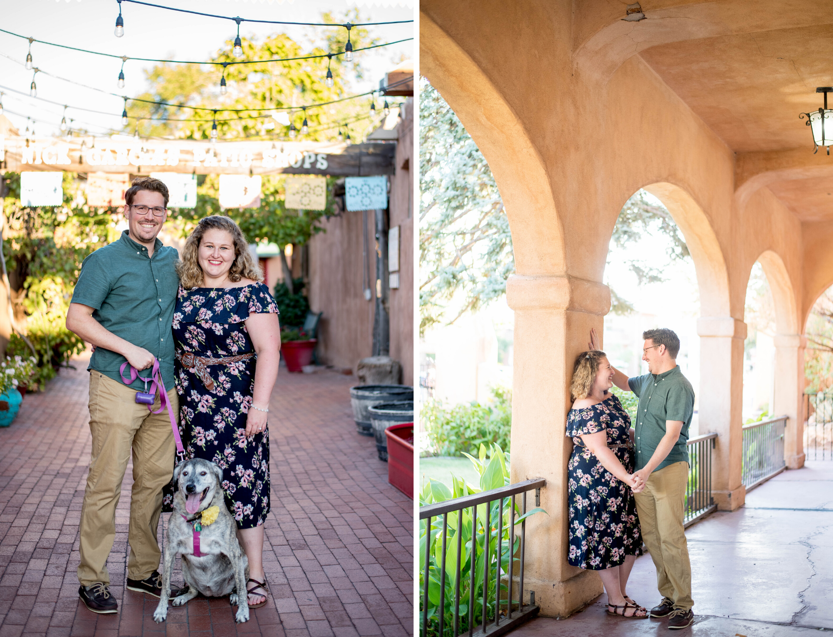 Albuquerque Old Town Photo session