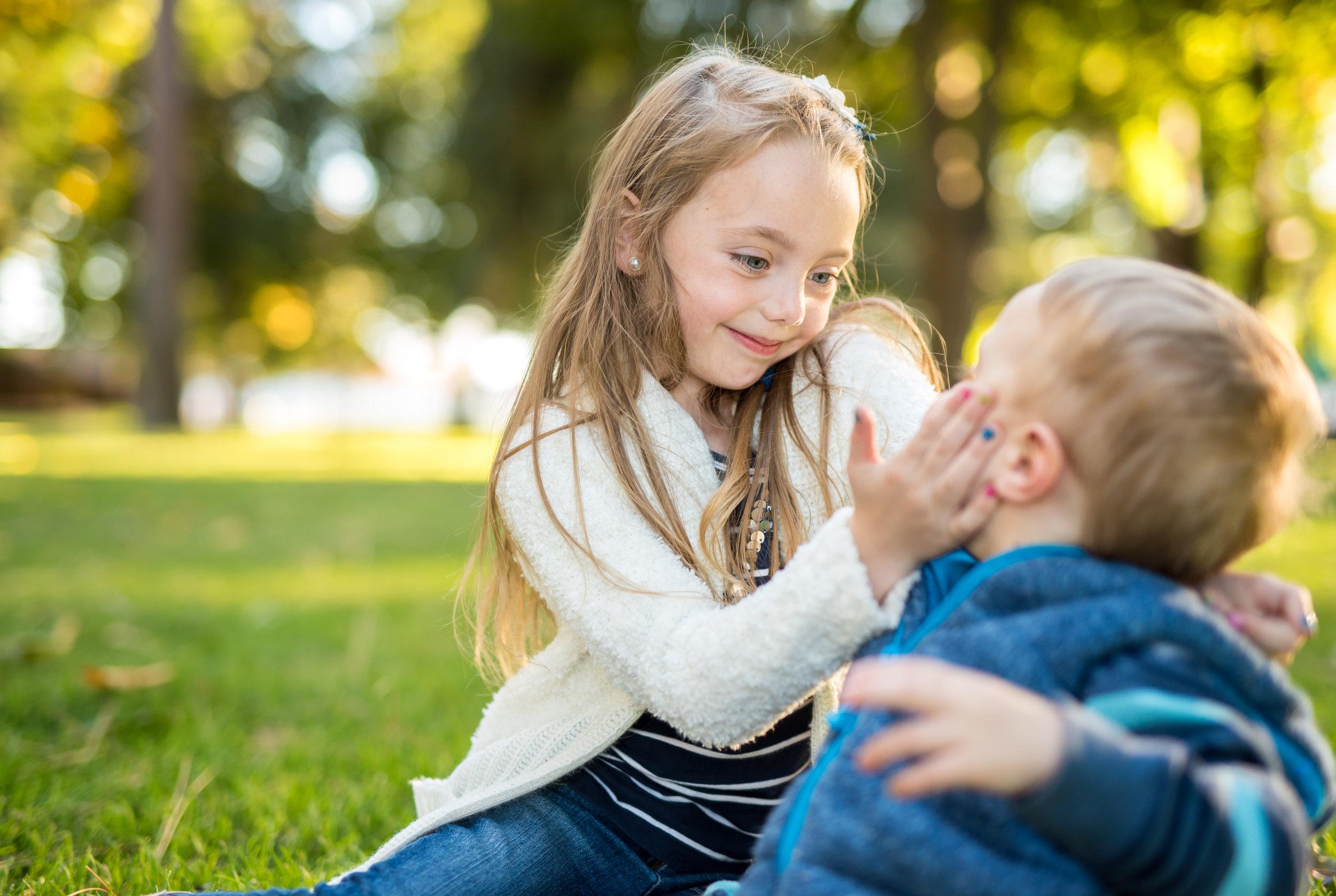 kids smiling at camera coeur d alene idaho