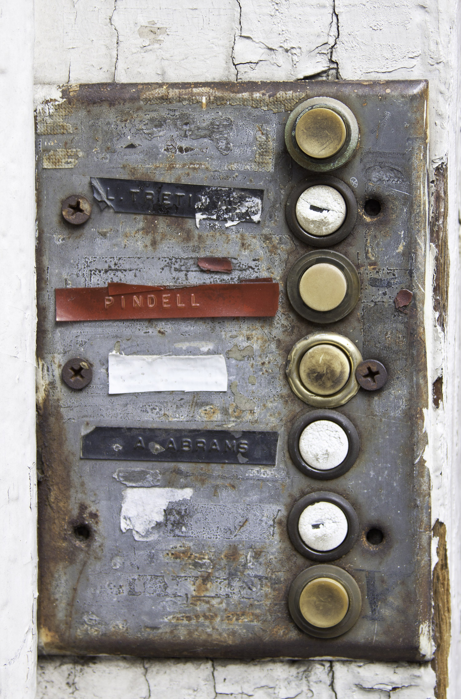 Seven Buttons