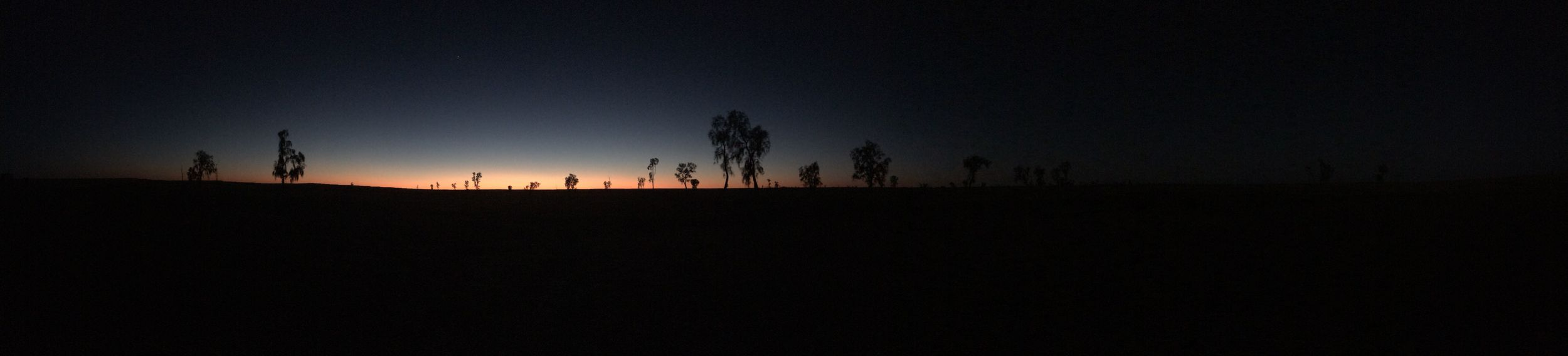 Sunrise at Mac Clark Conservation Reserve, Simpson Desert, NT