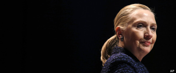 Hillary Clinton, photo by Associated Press