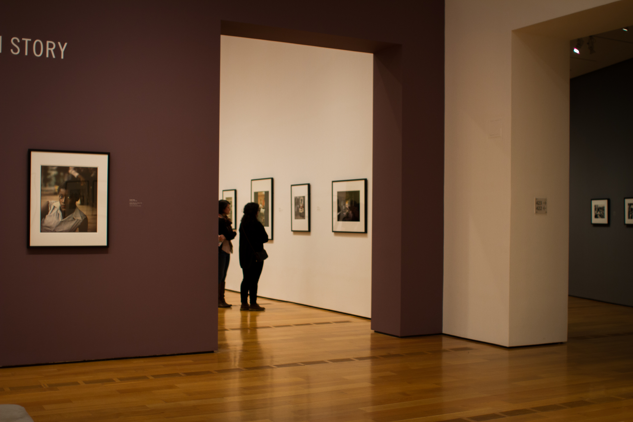 Photo taken at the High Museum in Atlanta by Abby Whisler