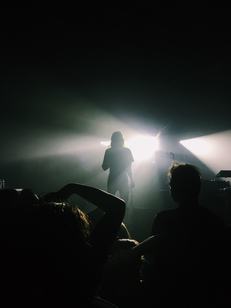Crystal Castles in concert. Photo by Cosi Ian Goodman.