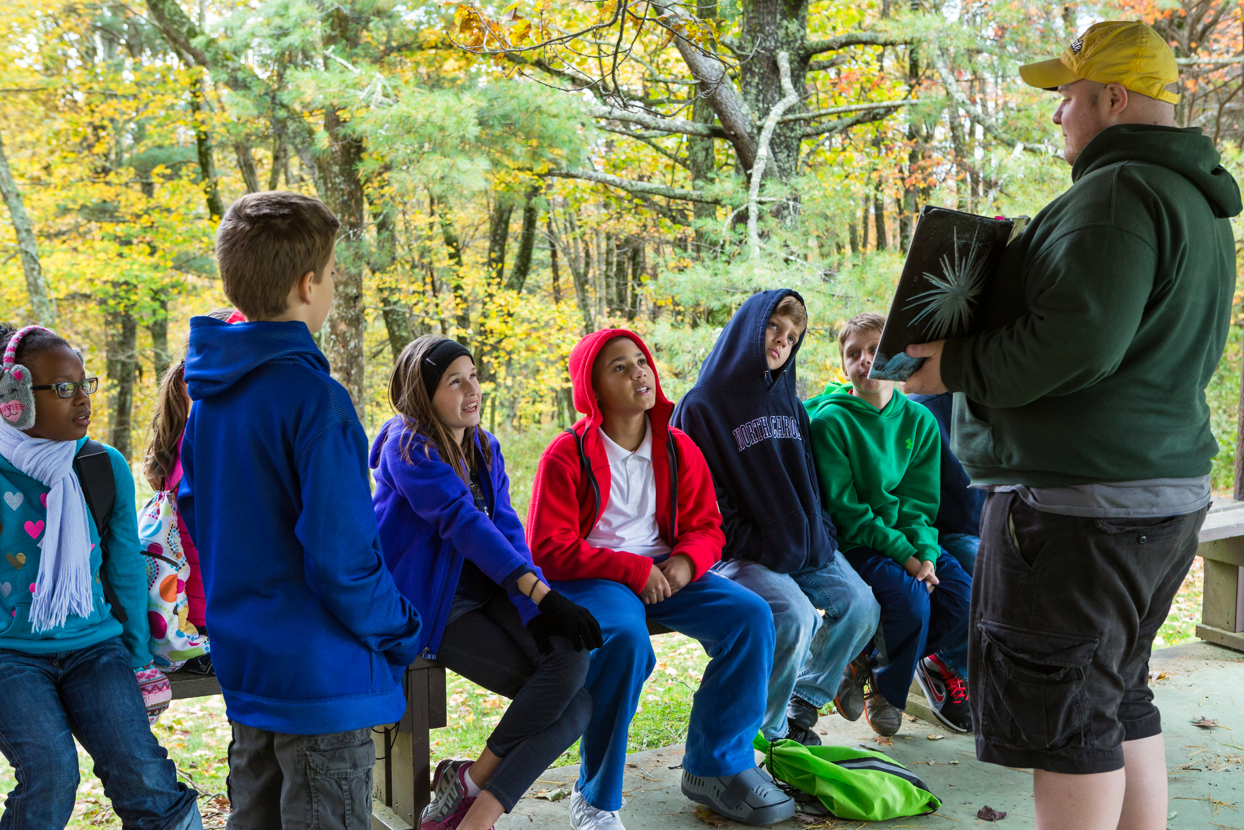 OUTDOOR EDUCATION RETREATS - MOUNTAIN QUEST