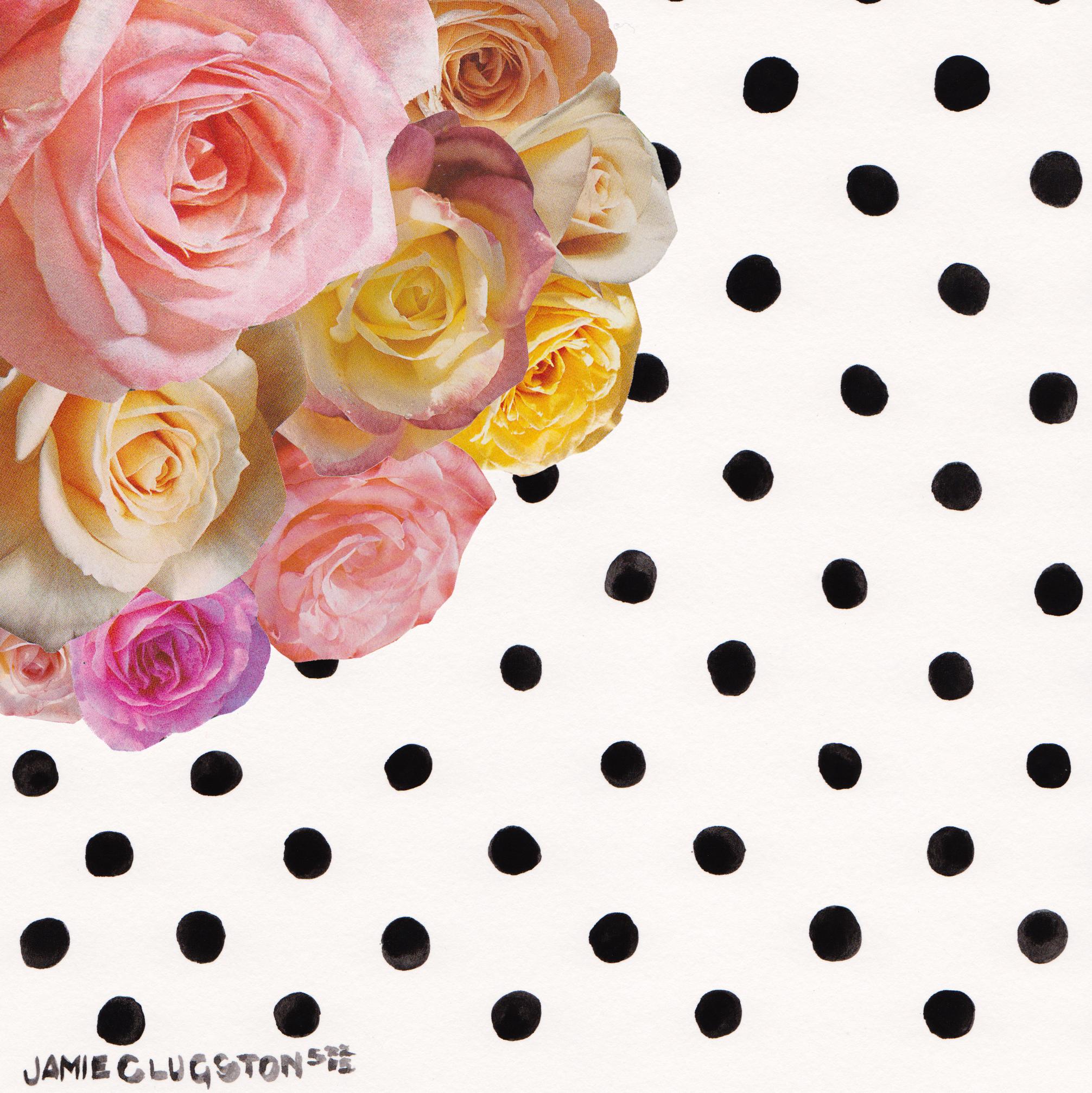 Polka Dot Rose Garden