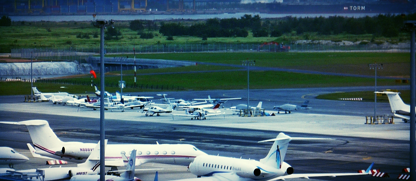 Serving the large diversity of aircraft within private aircraft owners' community in Singapore