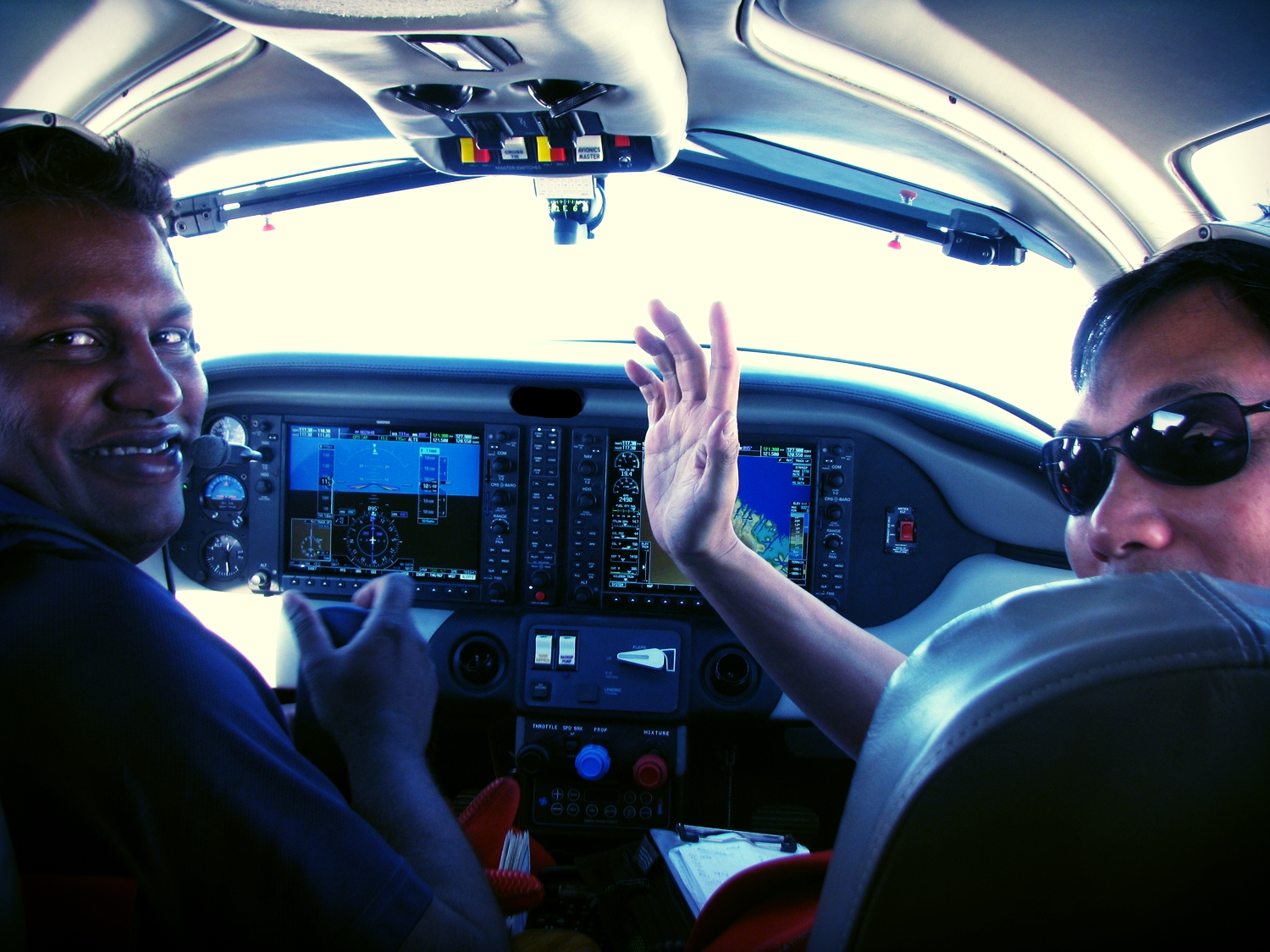 Learning disciplined, proficient and safe operations of advanced airplanes is often fun and rewarding at the same time.