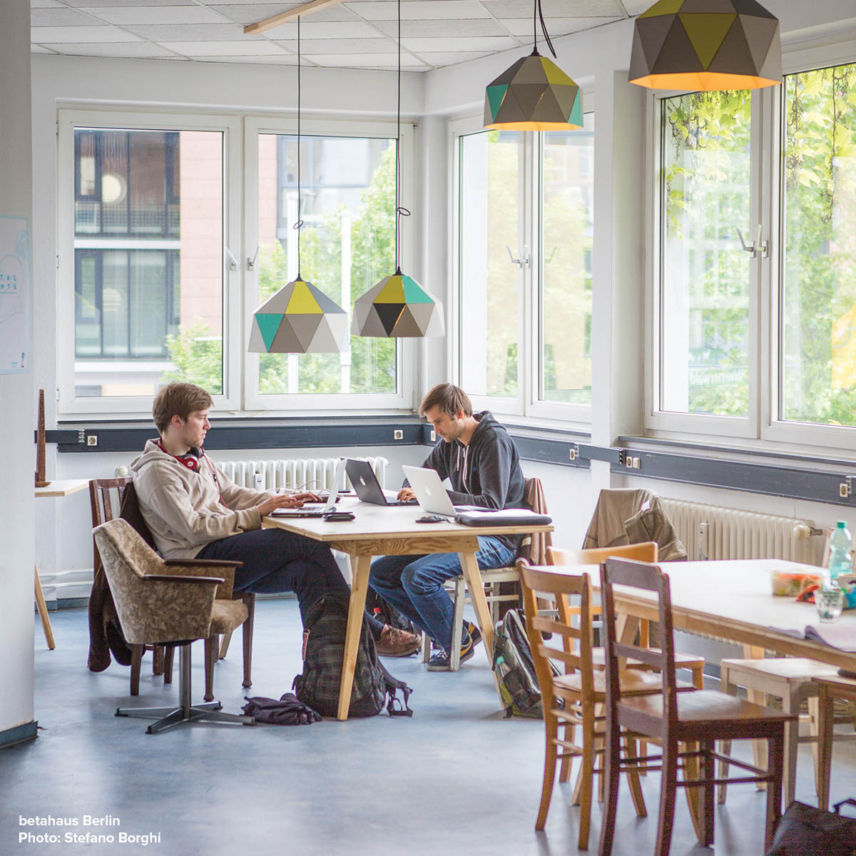 Discover Berlin's hottest co-working spots