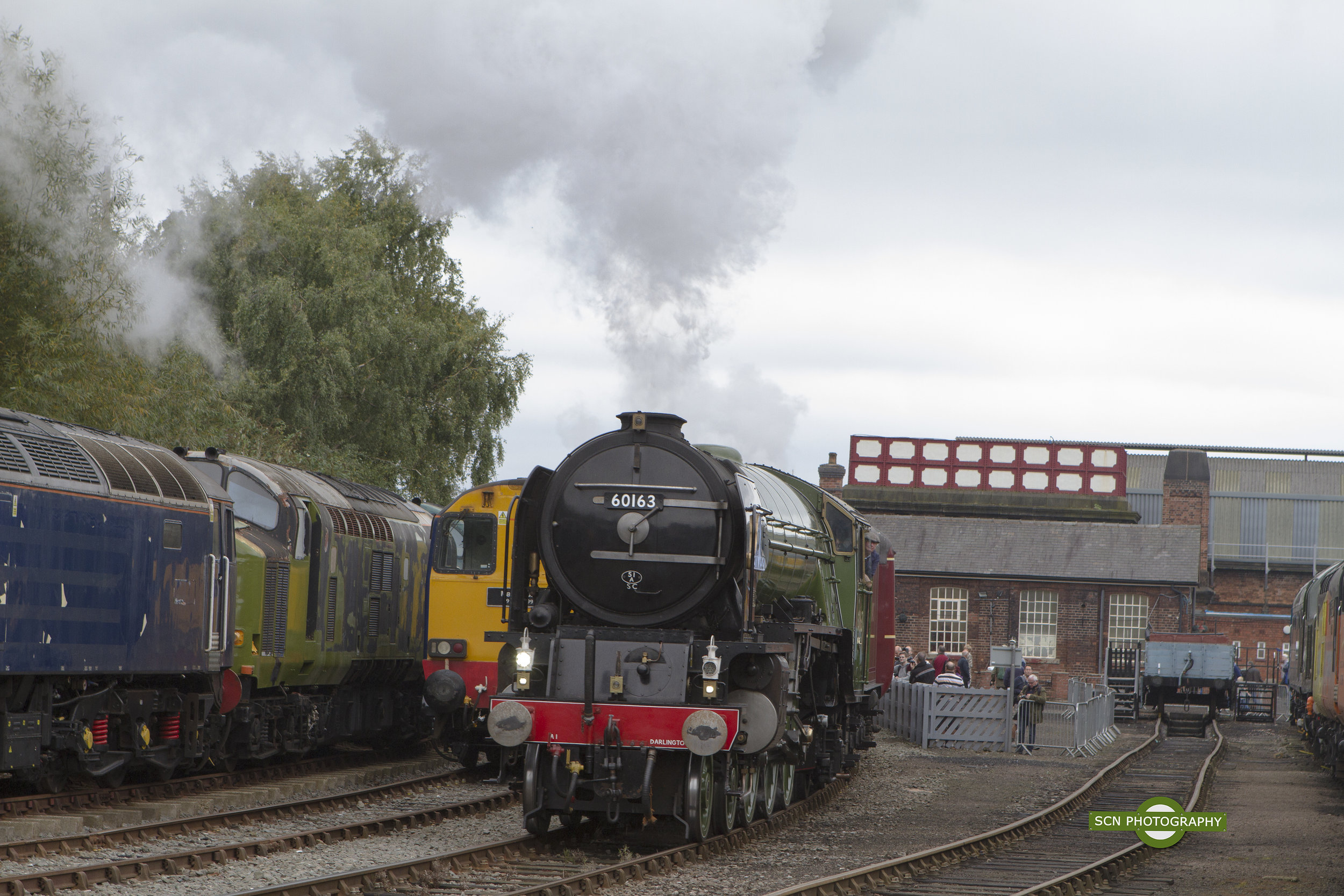 Tornado on the Mainline - In it's tenth operating year, Tornado will be hauling various railtours throughout the UK, which Stuart aims to photograph during the summer months, along with the engines heritage railway commitments.