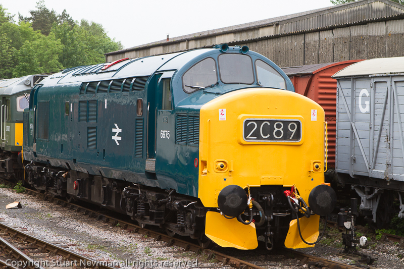 Class 37's on Tour - Plans to capture a railtour in Norfolk hauled by a couple of these iconic Type 3 locomotives.  In addition to the TOC operated services from Norwich.