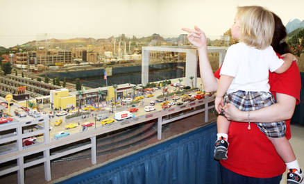 Model Railroads for kids of all ages!
