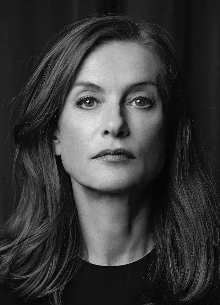 Air France Madame Eric Guillemain  Isabelle Huppert