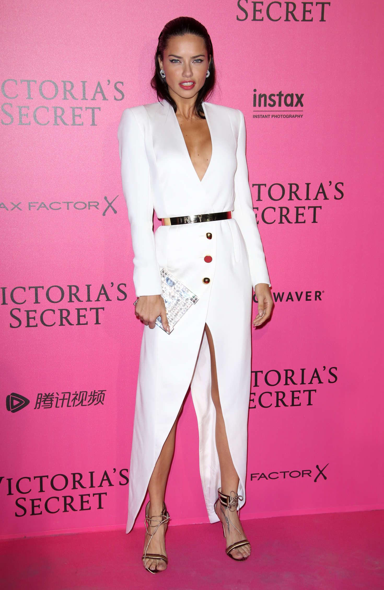 Adriana Lima VS Fashion Show After Party, Paris 2016