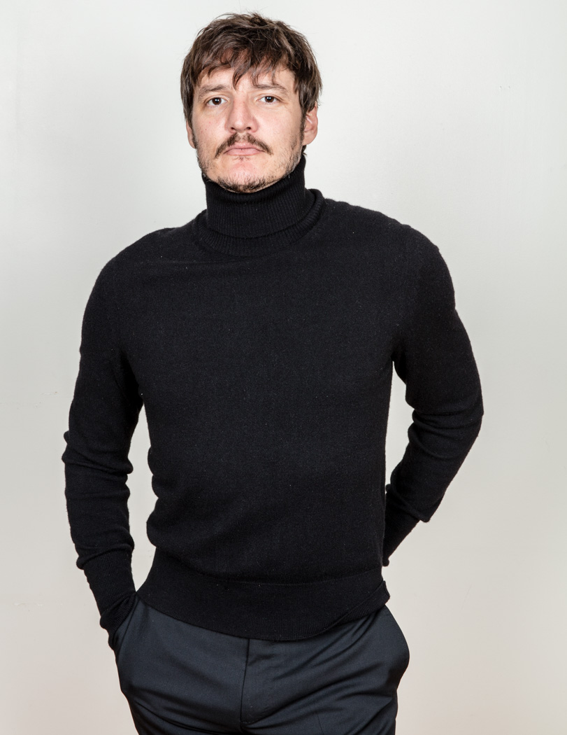 Pedro Pascal by Stefan Ruiz    Solar