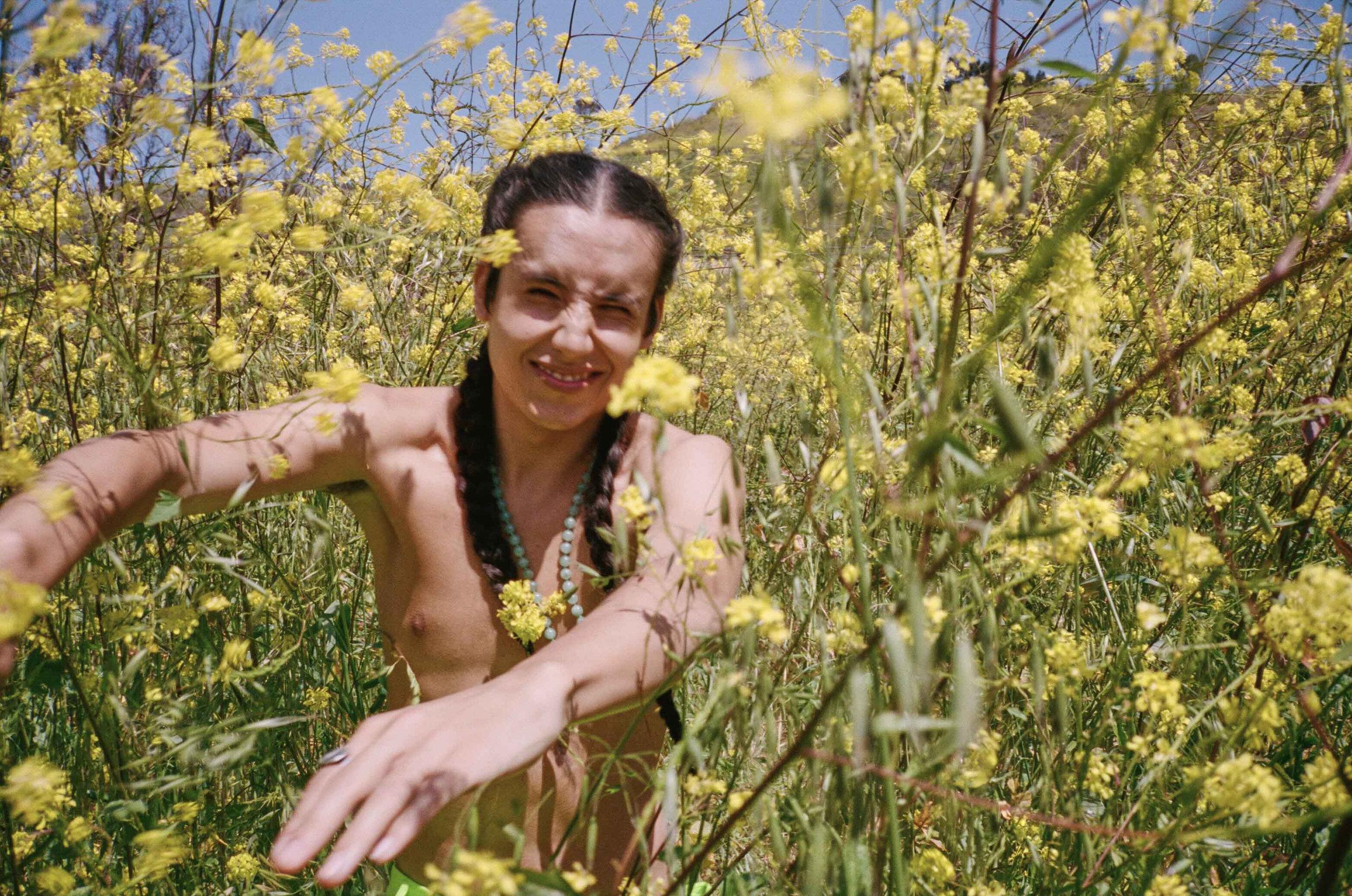 SOLAR 07 | Magdalena Wosinska - Xiuhtezcatl Martinez  Styling + Commission + Creative Direction