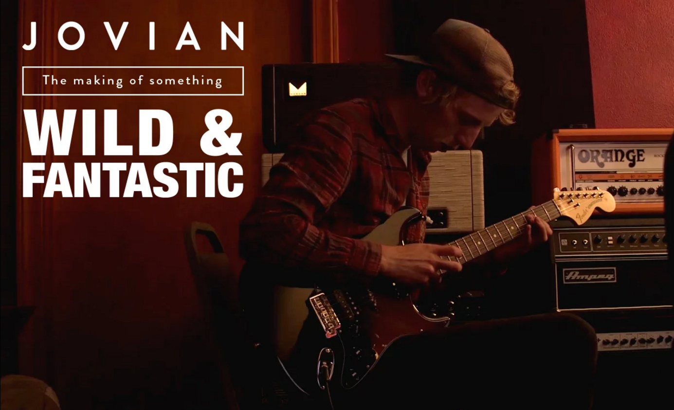 Jovian: The Making Of Something Wild & Fantastic