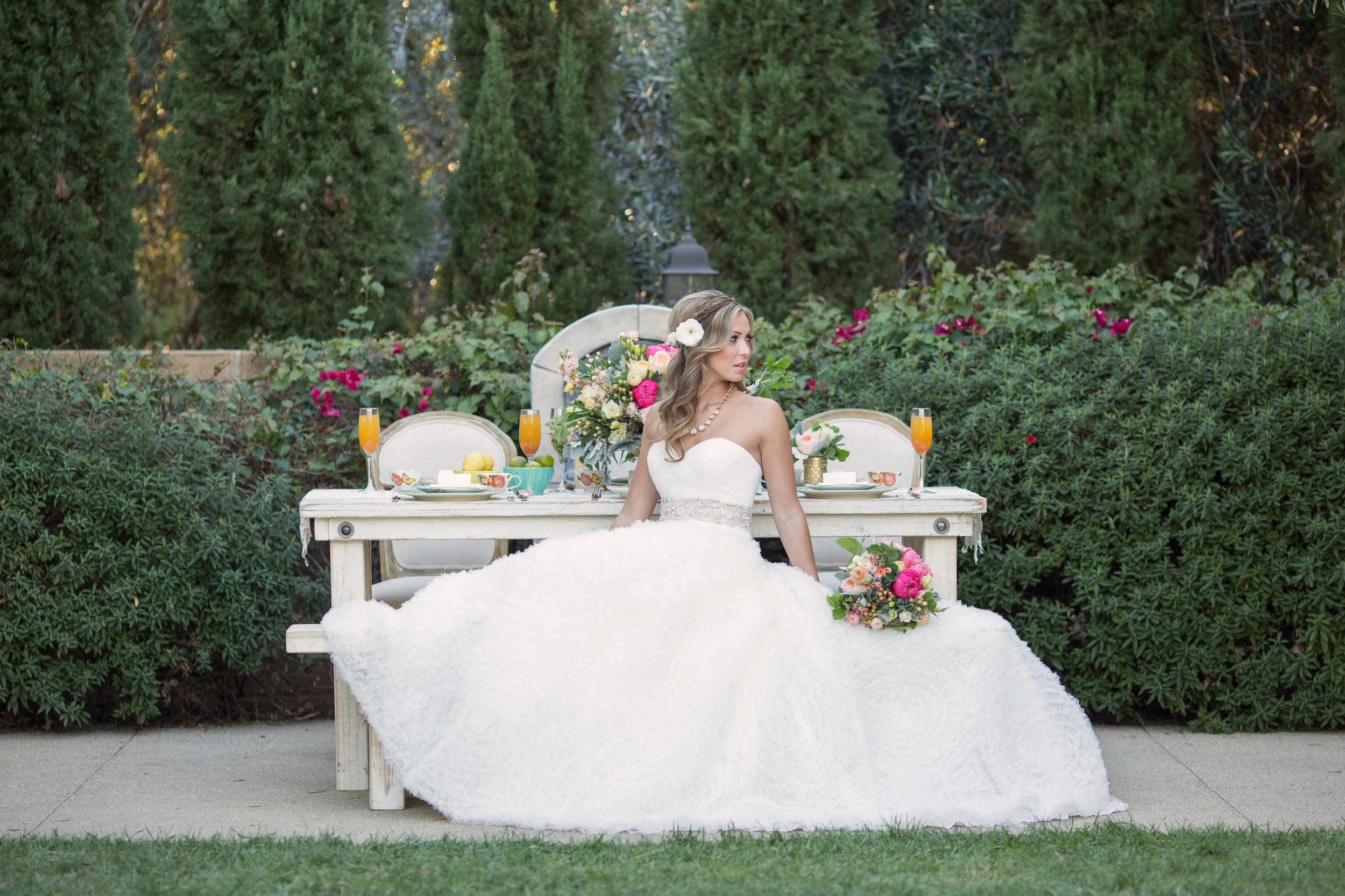 David Manning Photography and Morgan Leigh Boberg proposal farm table rentals The Estancia