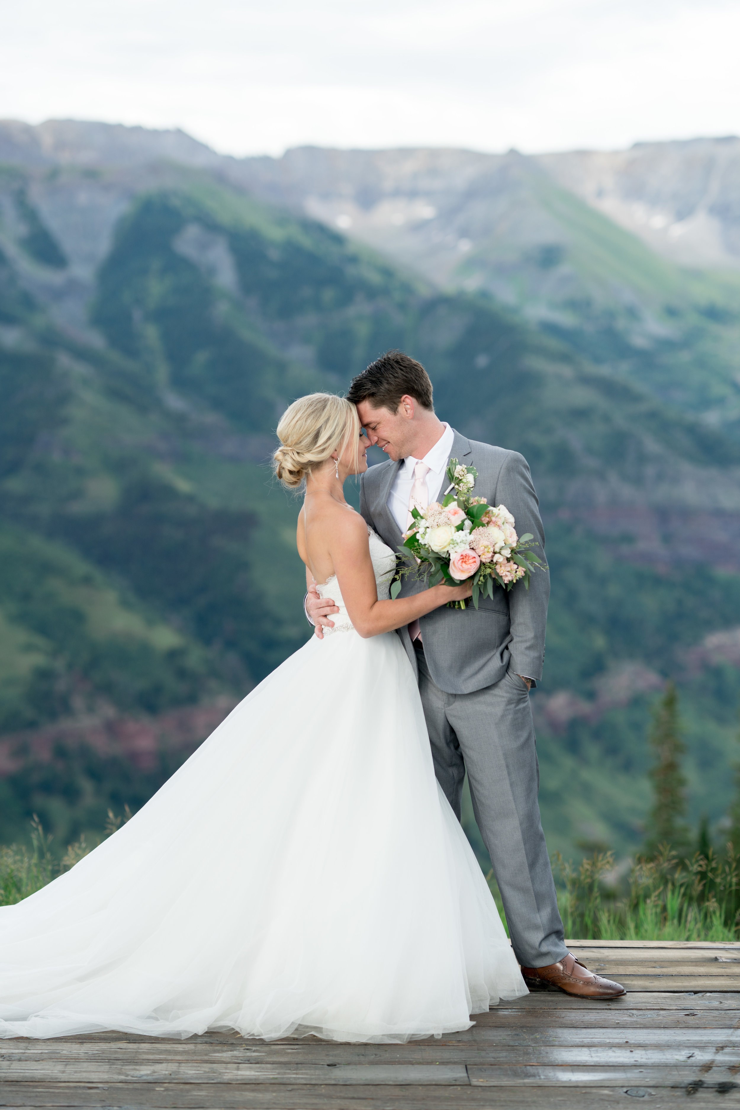 David Manning Photographer Telluride Colorado wedding