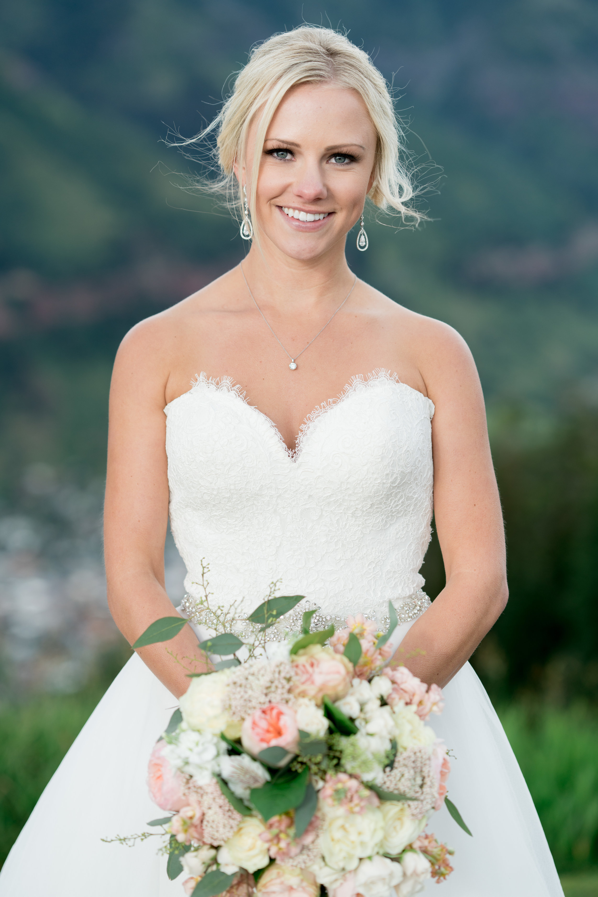 David Manning Photographer Bridal portrait