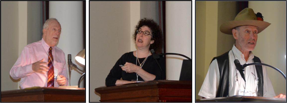 David Lindquist, Jennifer Mass, Ph.D., Adam Harris