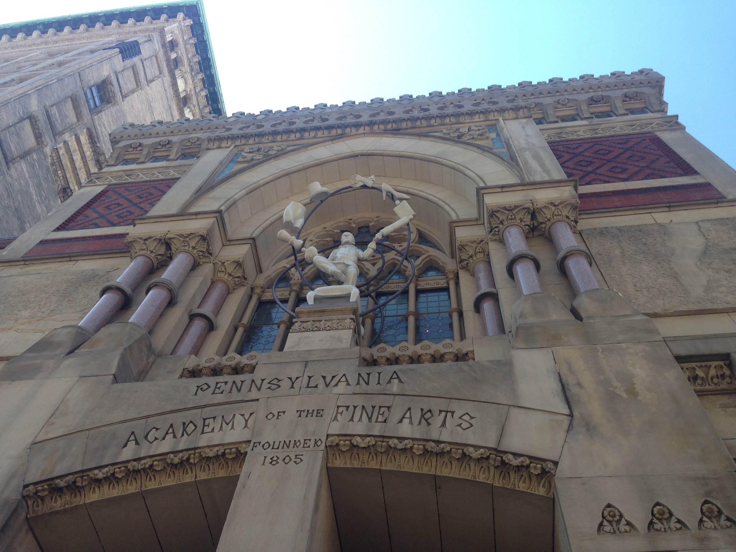 Philadelphia Academy of Fine Art - Wonderful collection!