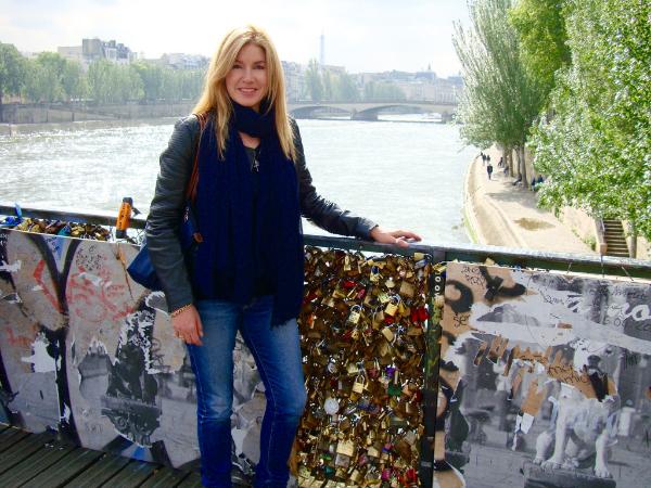 Pont des Arts, Paris (photo - worklondonstyle)
