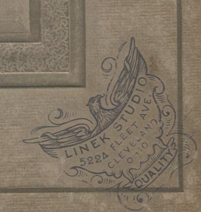 1906 logo   An image of the original Linekstudio logo circa 1906