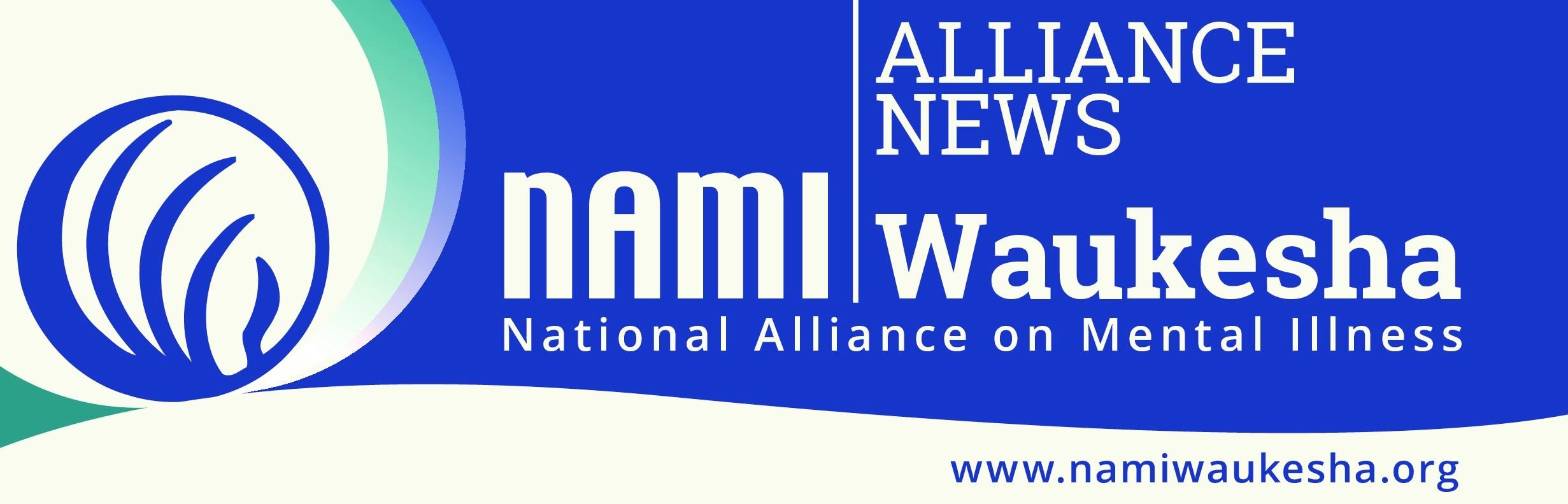 NAMI Waukesha Alliance HEader Image