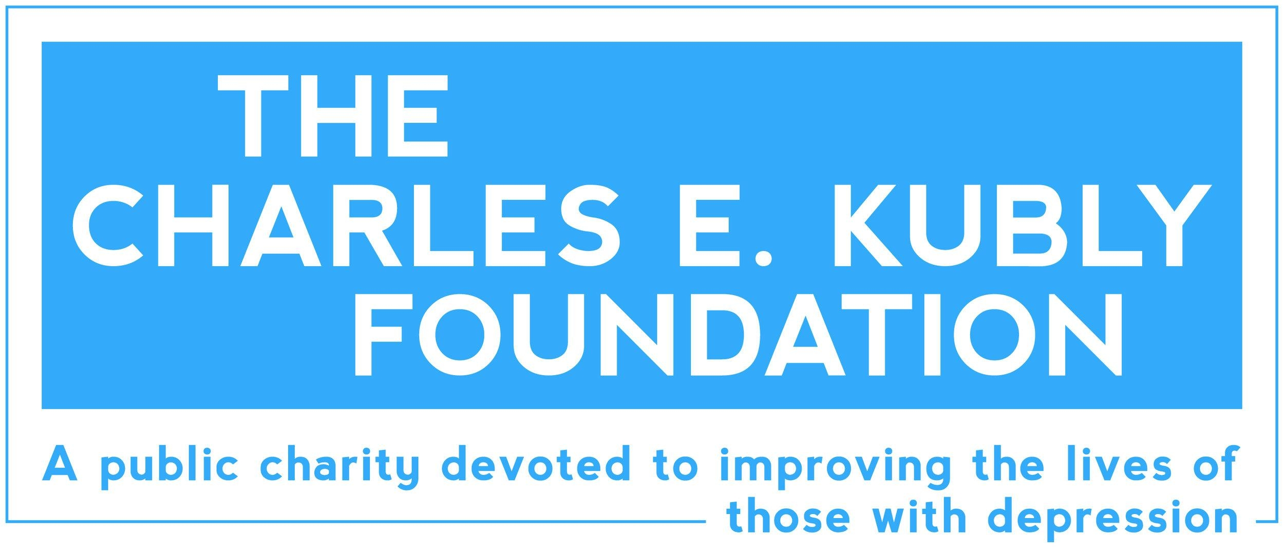 The Charles E. Kubly Foundation Logo
