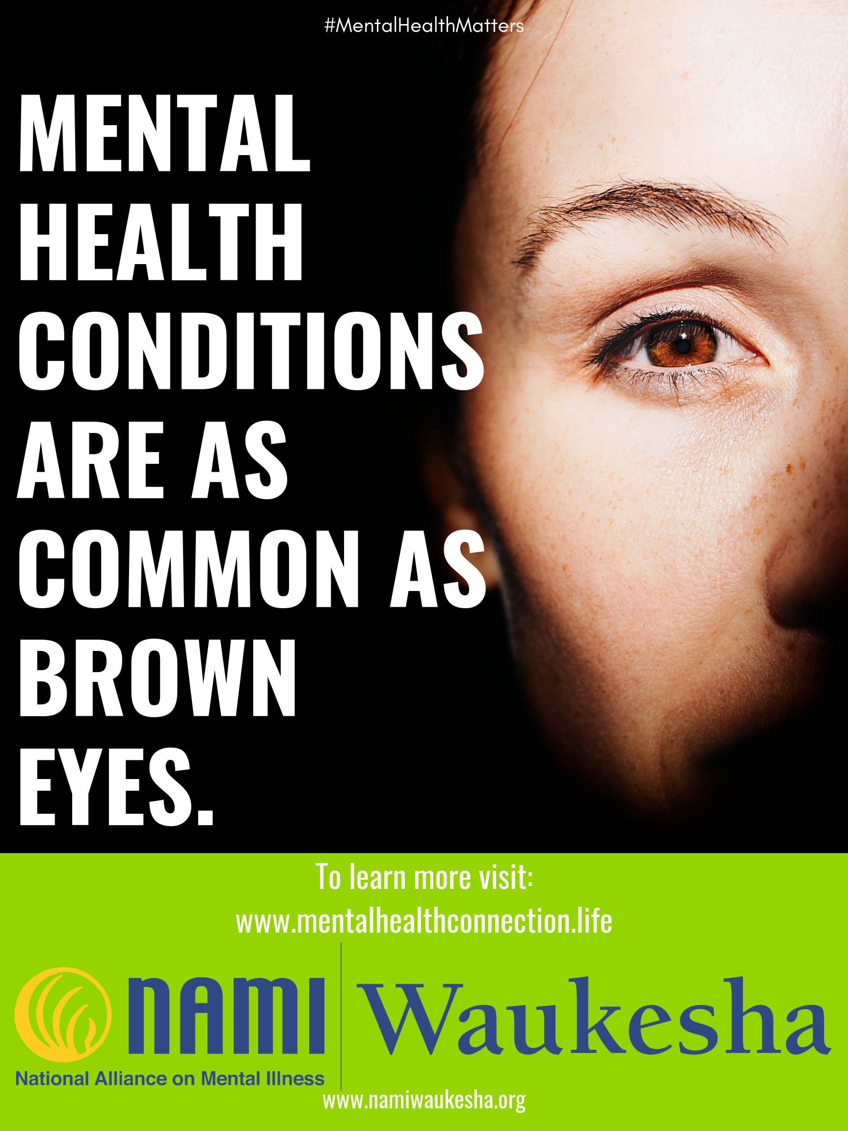 MHM_Green Rib - Common as brown eyes posters.png