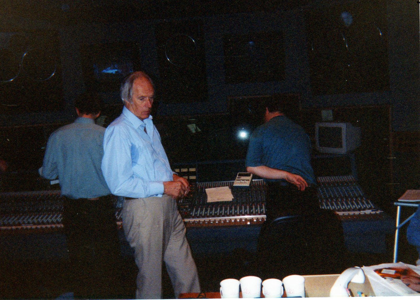 Stealing a look at the faders during the Tommy sessions.jpg