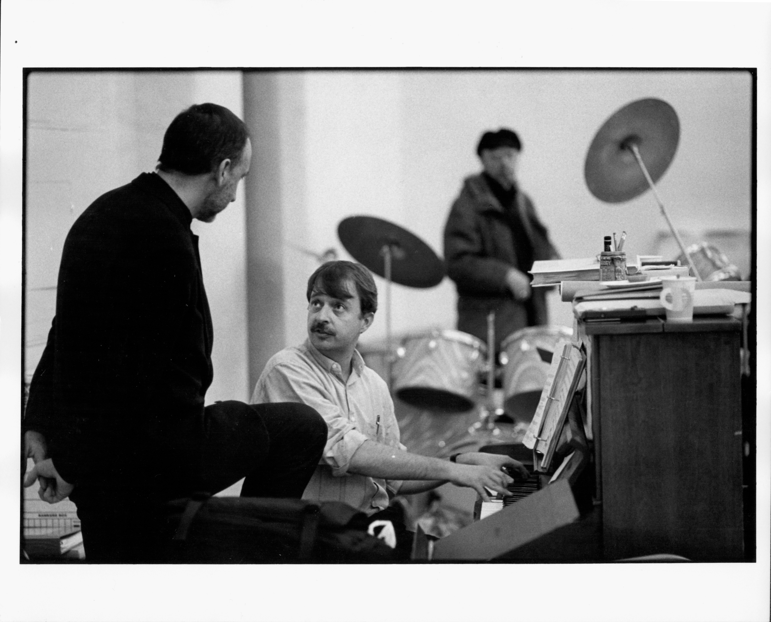 With Pete Townshend at Tommy rehearsal.jpg
