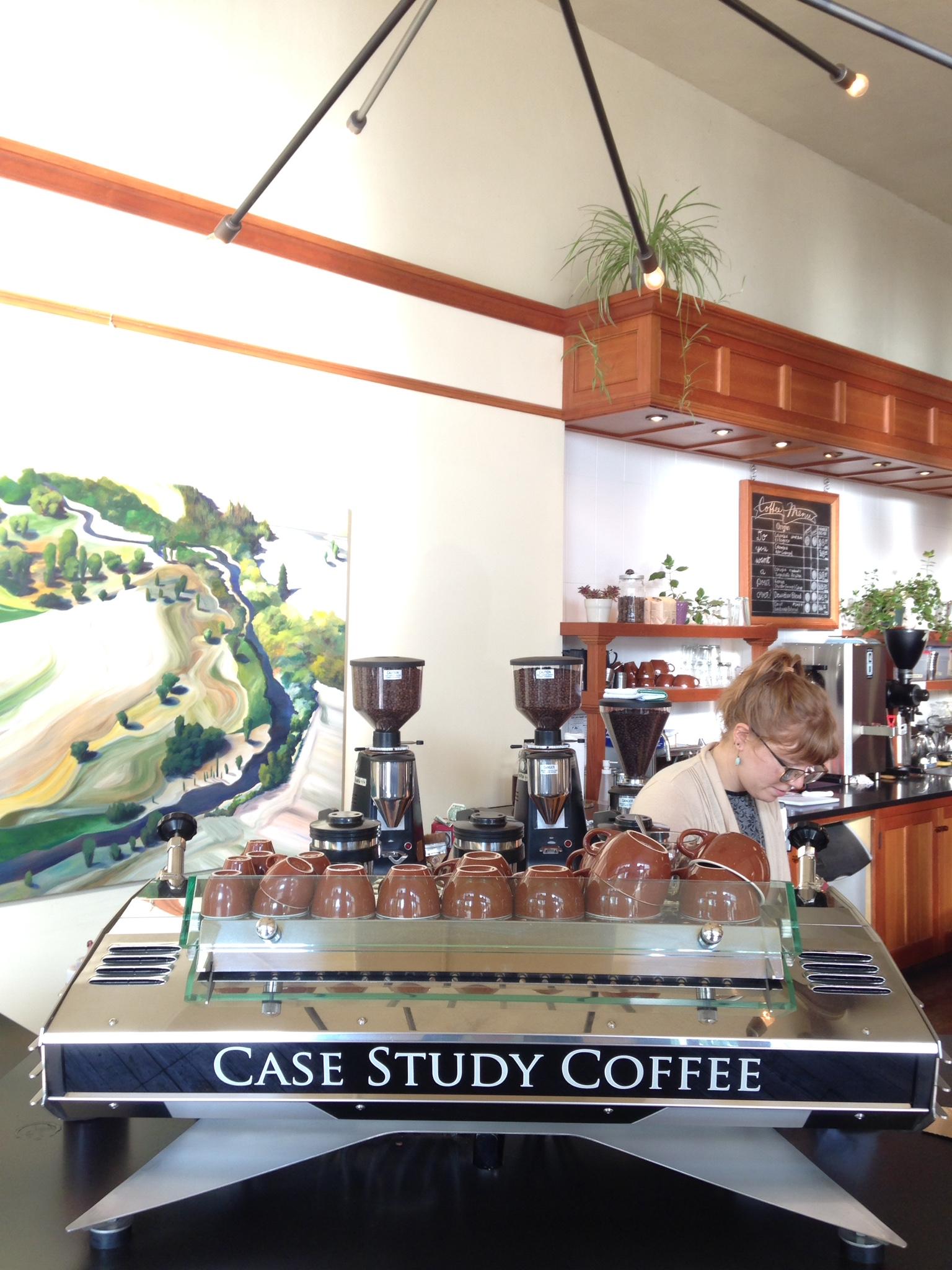 coffeecoffeecoffee / Case Study