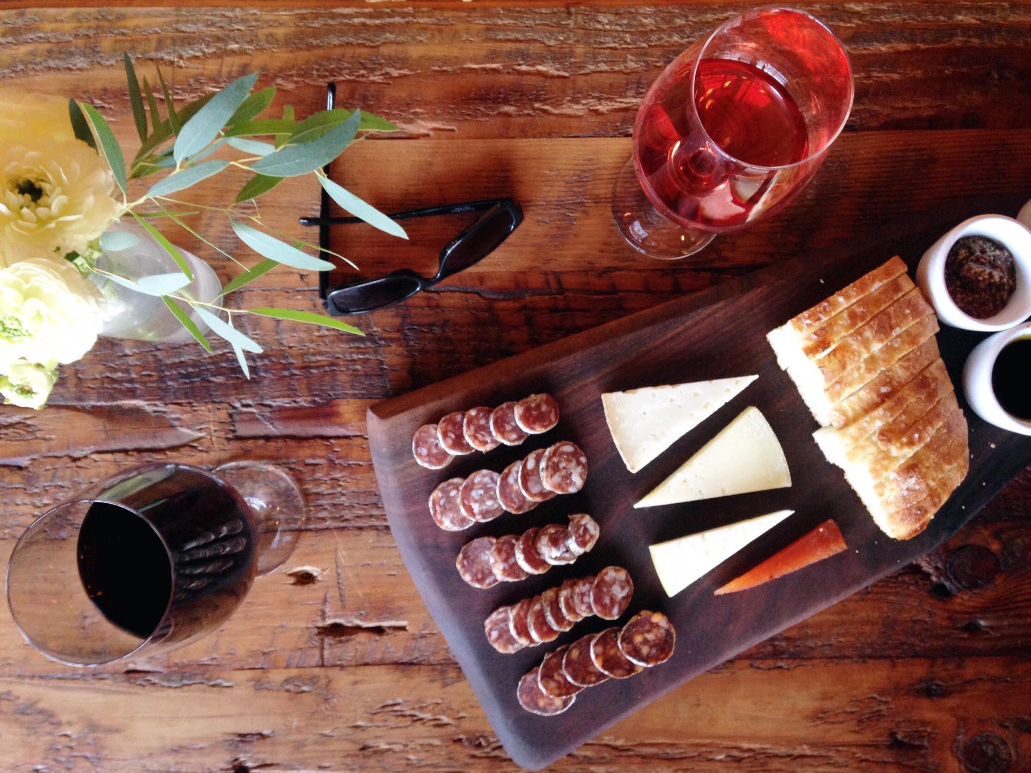 spread / Enso Winery