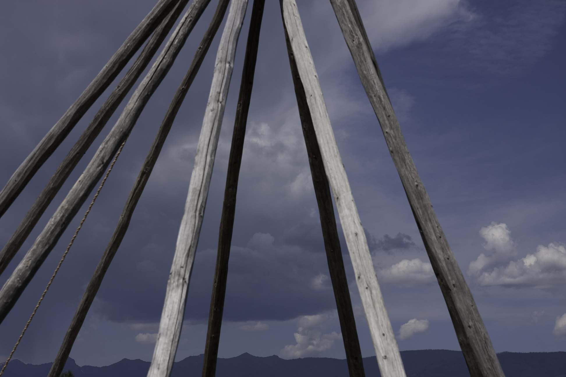 tepee sticks and montana sky.jpg