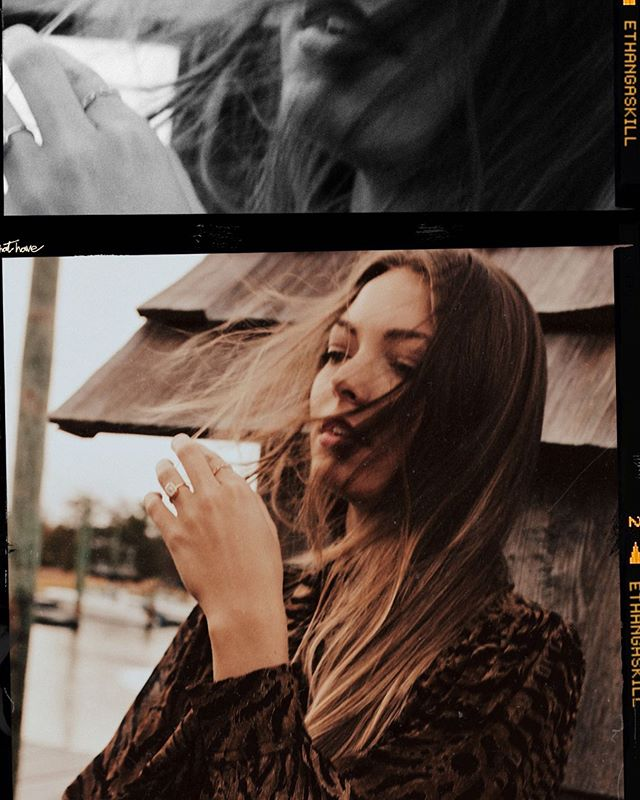 I am so so so so excited about these presets. If you had to give the color preset a name (bottom photo), what would you call it? Let me know in the comments and if I choose your name I'll Venmo you $25 for your creative contributions 🖤