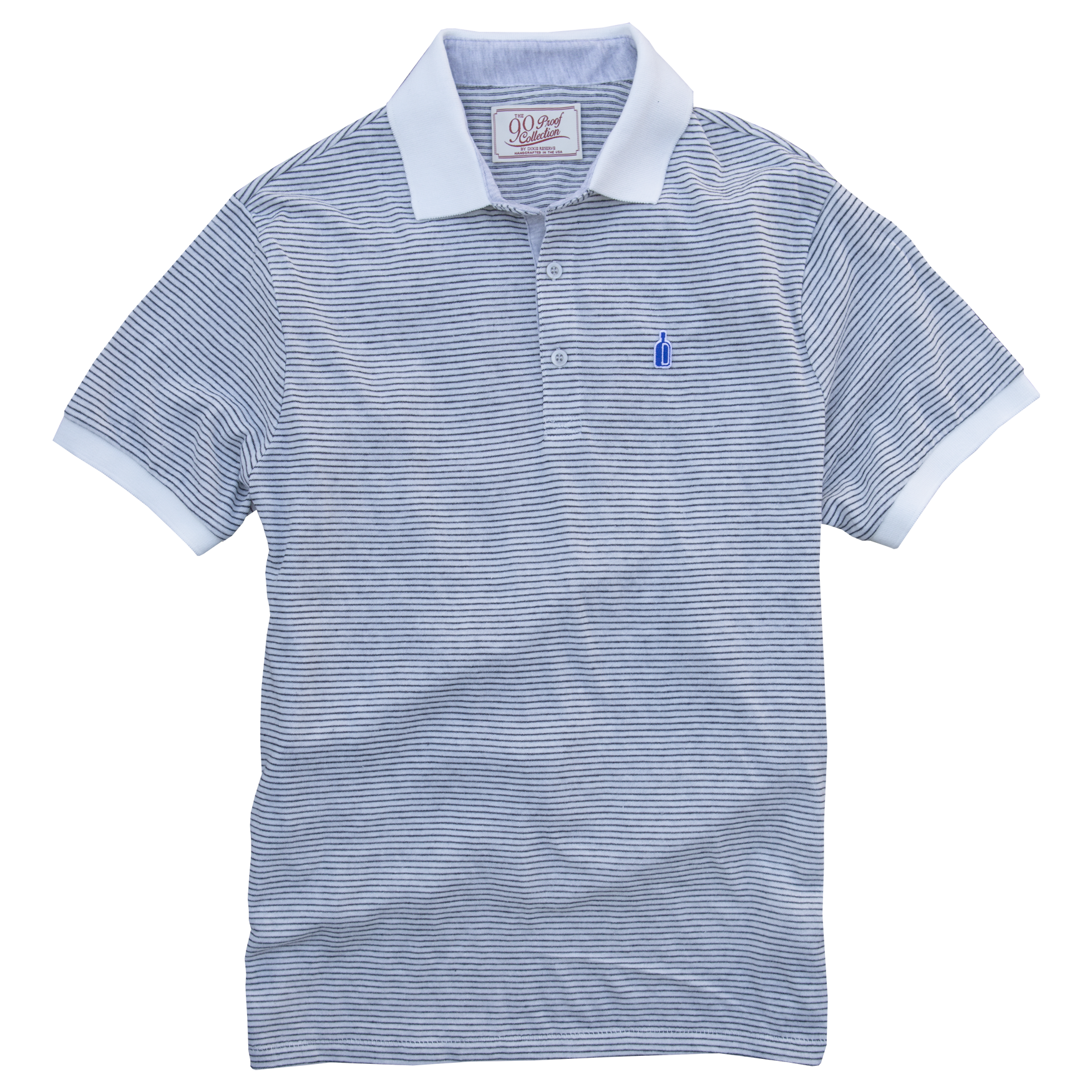 90 PROOF GOLF POLO
