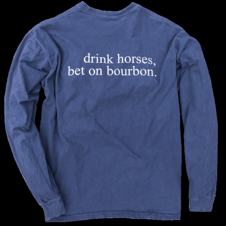 drink horses bet on bourbon