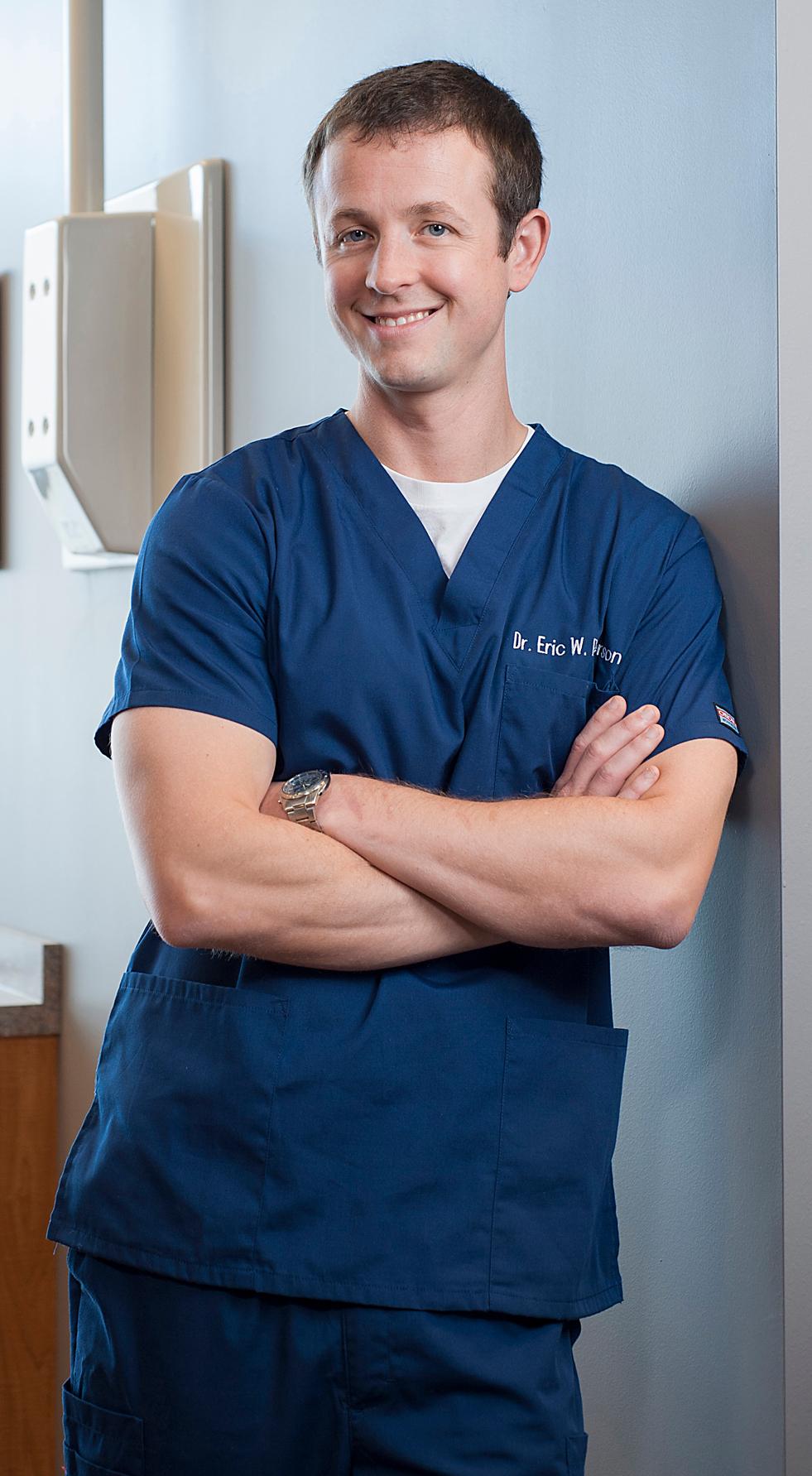 Dr. Eric Peterson