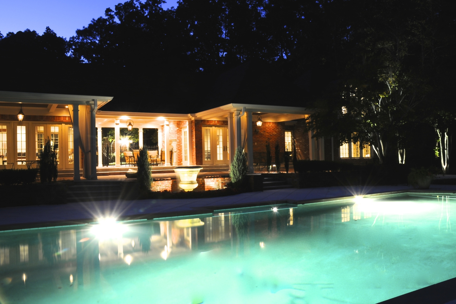 Satterfield Pool - Reno/Addition