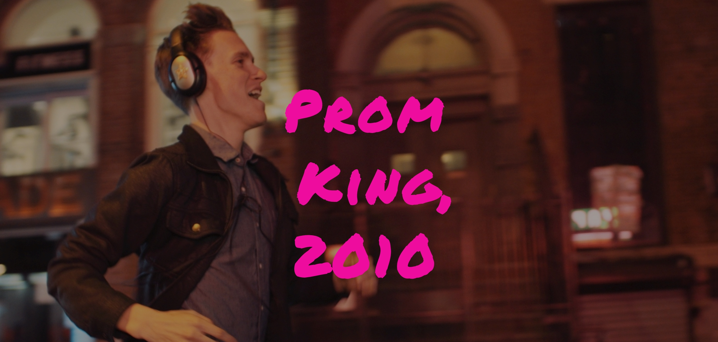 """Prom King 2010  (2016) indie feature, featuring Nicole Wood as """"Grace."""" Coming soon!"""